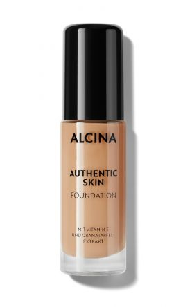 Alcina Authentic Skin Foundation Medium 28,5ml