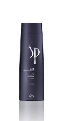 WELLA System Professional Men Refresh Shampoo 250ml