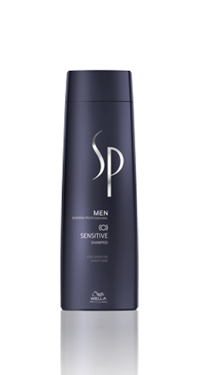 WELLA System Professional Men Sensitive Shampoo 250ml